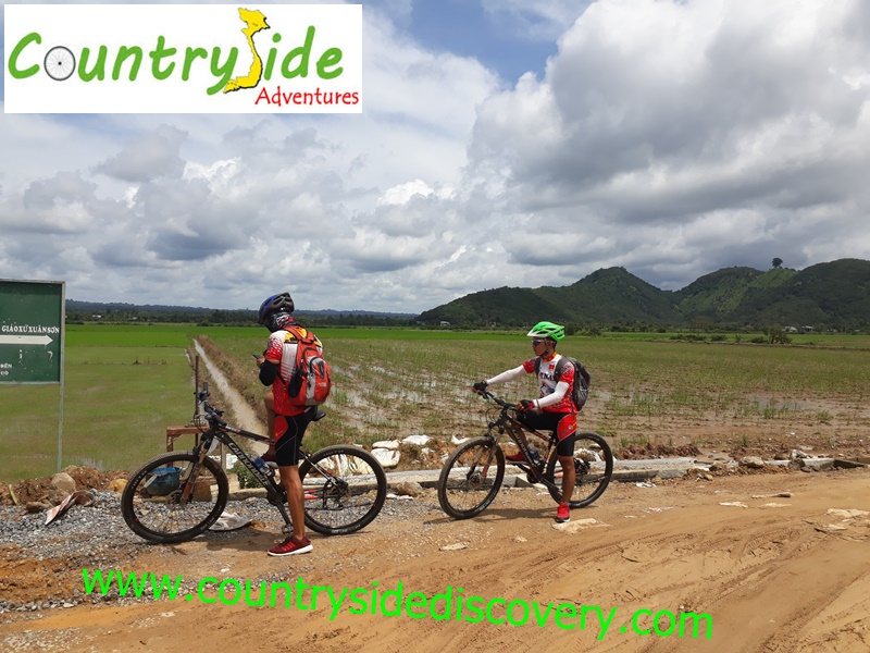 Cycling tours in Vietnam