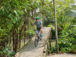 Mekong Cycling with Countryside Adventures