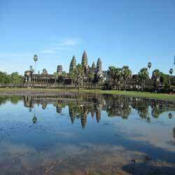 Cambodia tours packages