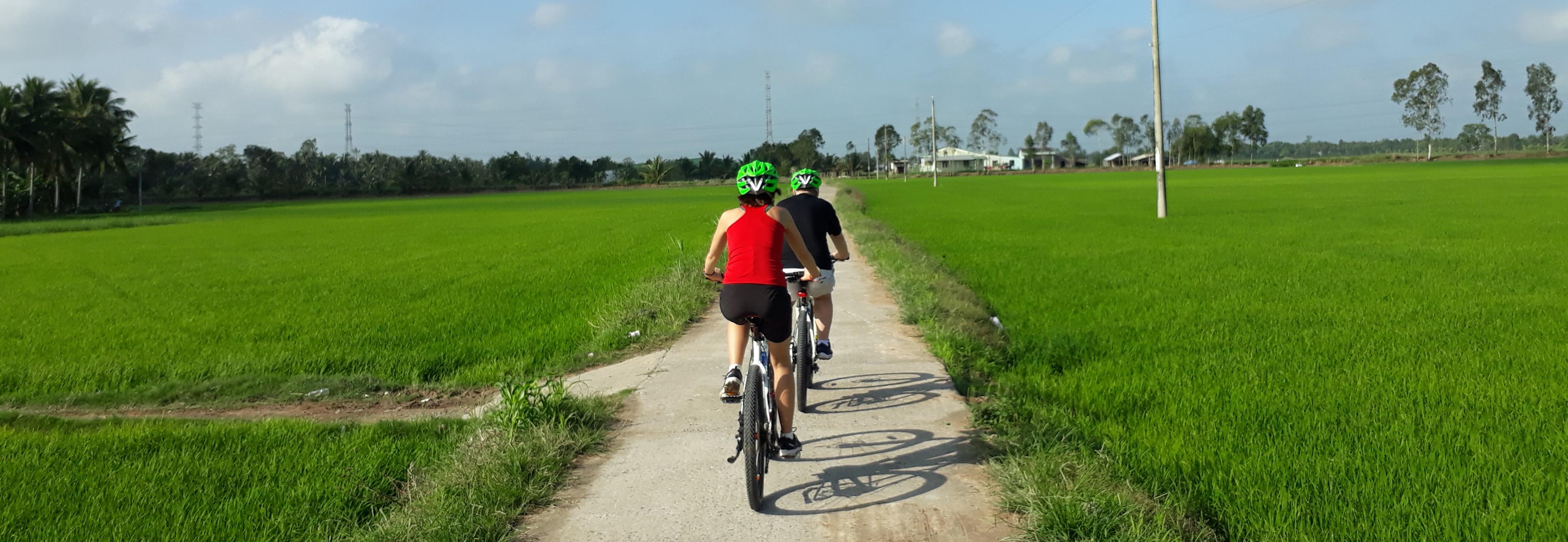 SAIGON – CUCHI TUNNELS BY BIKE DAY TRIP