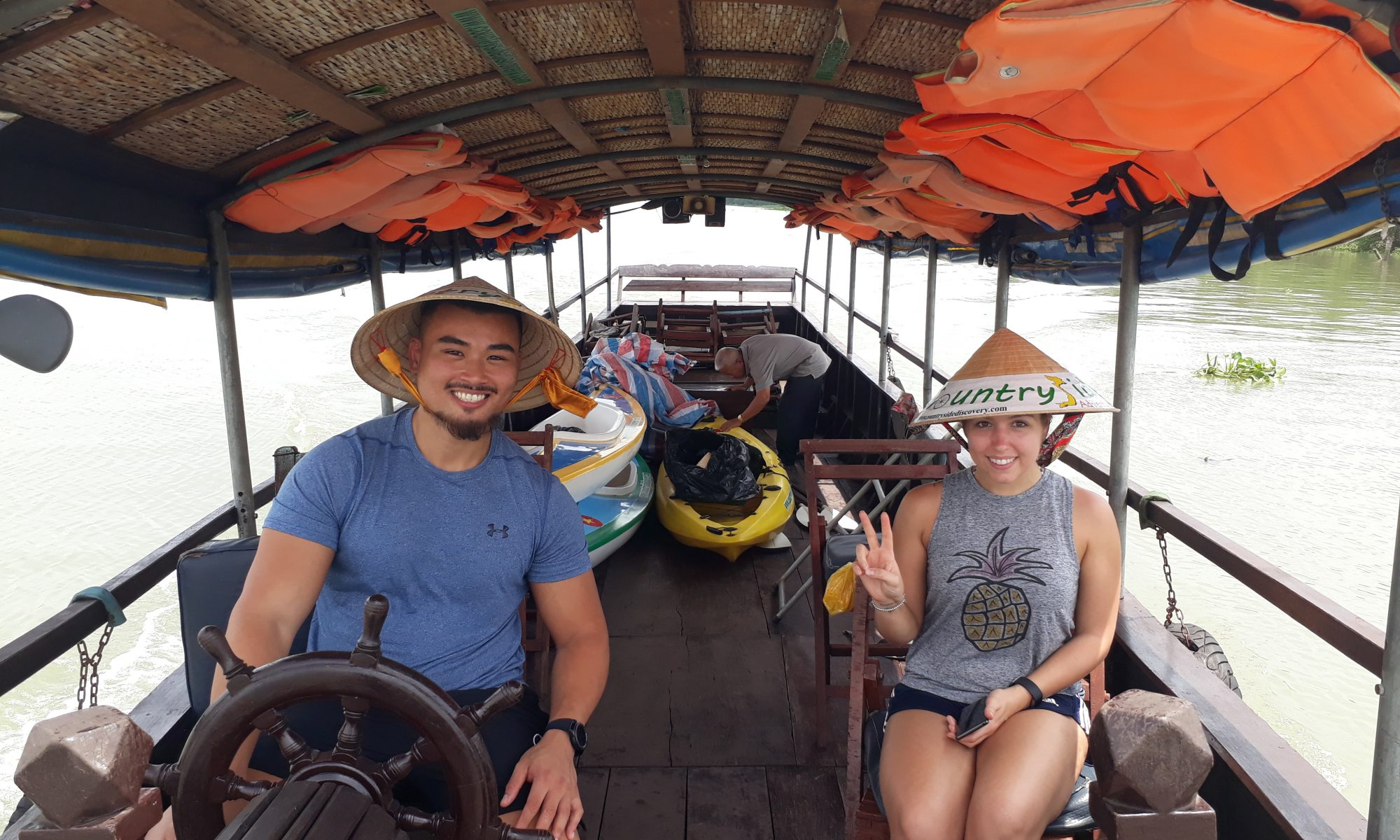 vietnam tours by boat