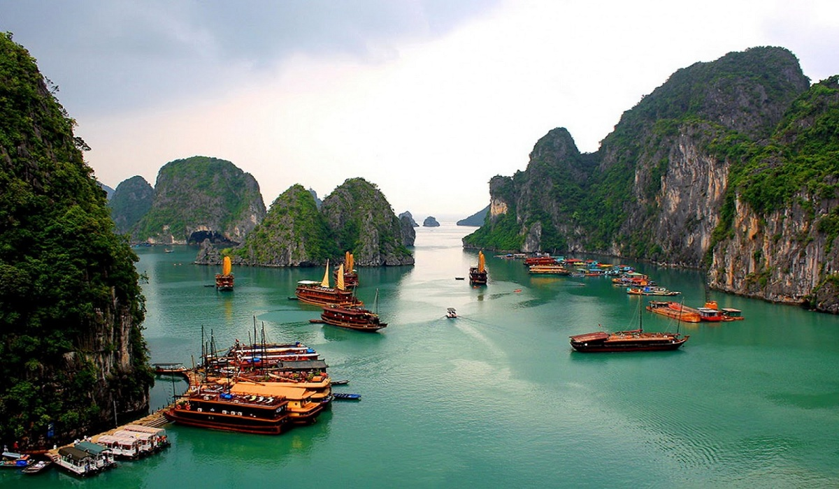 Halong-bay-World-Heritage-Area