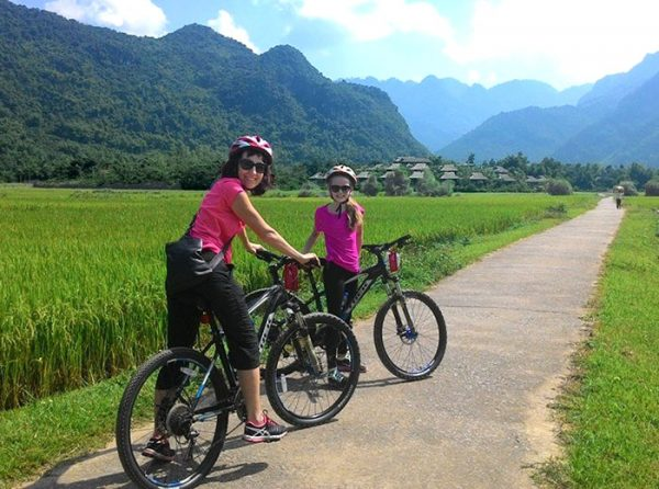 Vietnam Package trip with Countryside Adventures