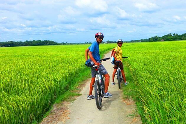 MEKONG TRIP BY BIKE,BOAT & KAYAK PLUS PHU QUOC ISLAND